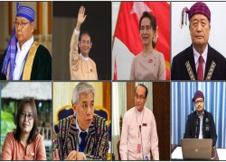 Who's who in Myanmar's National Unity Government