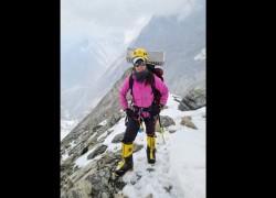 Six women become the first Nepali women to climb 8,091-metre Annapurna I