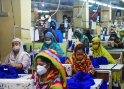 Bangladesh keeps garment factories going as lockdown hits