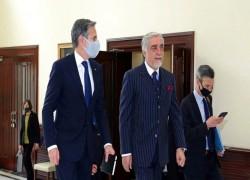 পররাষ্ট্রমন্ত্রী ব্লিঙ্কেন, আফগান নেতাদের যুক্তরাষ্ট্রের পরিবর্তিত নীতি বোঝাবার চেষ্টা করেছেন