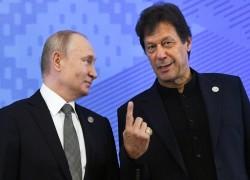 Cold War rivals Pakistan and Russia seek enduring partnership