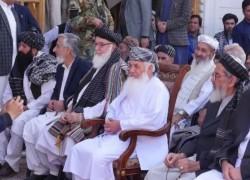 Afghan leaders seek political agreement ahead of troop withdrawal