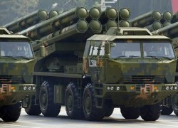 China deploys long-range rocket launcher 'as deterrent to India'