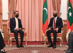 Pres Solih opposes Nasheed's proposal to switch to parliamentary system
