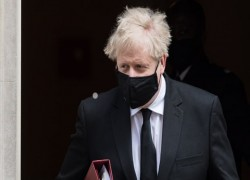 Boris Johnson cancels India trip due to Covid situation