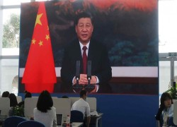 Xi takes swipe at US by urging restraint from 'meddling'