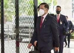 Asean has now got its foot in crisis-locked Myanmar's door