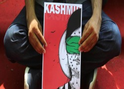 The metaphysics of India's colonial project in Kashmir