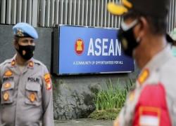 Myanmar unity gov't welcomes ASEAN meeting consensus