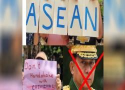 MYANMAR REGIME'S VIOLENCE CONTINUES UNABATED DESPITE PLEA FROM ASEAN
