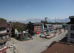 Truce holds in Kashmir, giving shell-shocked residents uneasy peace
