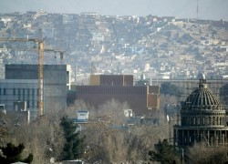 US orders embassy staff to leave Kabul as it begins troop pullout