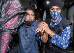 Nine arrested in opposition's protests