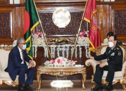 China seeks Bangladesh support against US-led military alliance in South Asia