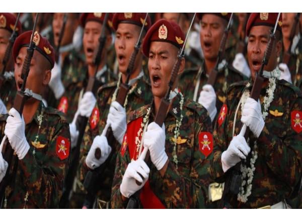 Myanmar's failed mutinies in history