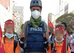 Myanmar journalists granted sanctuary in India