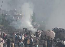 Senators seek thorough probe into Kabul fire that killed 9 people