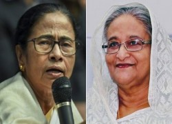 Will work together to overcome Covid-19 crisis: PM Hasina to Mamata