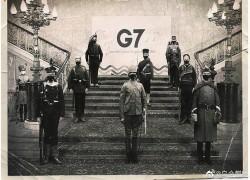 'Invaders United Kingdom 1900': Chinese cartoonist Wuheqilin mocks G7 meeting with new illustration