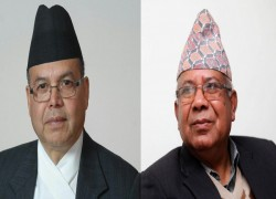 Nepal-Khanal faction, Janata Samajbadi hold internal meetings a day ahead of Oli's trust vote