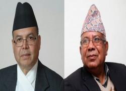 Nepal-Khanal faction, Janata Samajbadi hold internal meetings a day ahead of Oli's trust vote