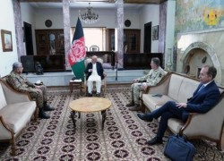 Ghani: Pakistan should play sincere role in Afghan peace