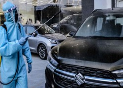 Indian carmakers face supply chain pressures as COVID surges