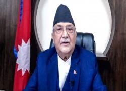 Nepal's Oli wants China and India to step up with vaccines 'first'