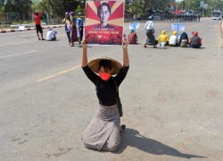 Myanmar junta to dissolve Suu Kyi's NLD party, step up security at China border