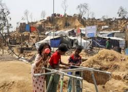 UK accused of 'abandoning' Rohingya with 'catastrophic' 40% aid cut