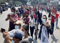 From Myanmar to US, disinformation floods social media