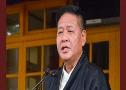 New chief of India-based exiled Tibet govt wants talks with China for 'mutually beneficial' solution
