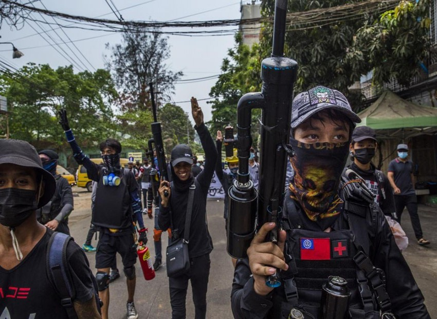 Myanmar's coming revolution