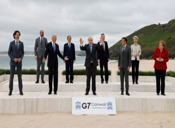 G7 and China: Fault lines in the world order