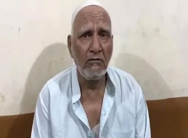Elderly Muslim man attacked in Ghaziabad, assailants chop off his beard