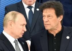 Prospects of Putin's Pakistan visit brighten after gas pipeline deal
