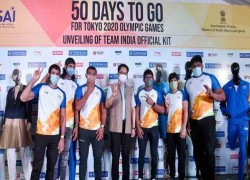 India dumps China's Li Ning as uniform sponsor for Olympics