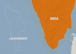Filmmaker in India's Lakshadweep charged over 'bioweapon' remark