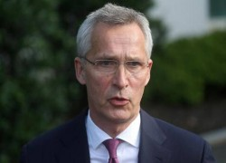 NATO leaders to bid symbolic adieu to Afghanistan at summit
