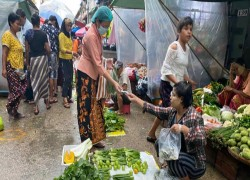 Myanmar's cash shortage casts shadow despite rise in activity