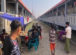 Diarrhoea kills at least 4 Rohingya on remote Bangladesh island