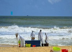 Sri Lanka ship fire caused 'significant damage to planet', says UN office