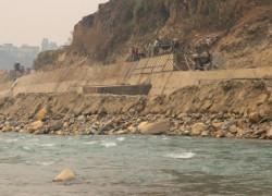 Nepal writes to India over Mahakali border construction