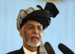 Where things stand for Afghanistan as Ghani visits US
