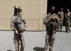 কূটনীতিকদের নিরাপত্তার জন্য ৬৫০ সৈন্যদল আফগানিস্তানে থেকে যাবে