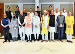 J&K's delimitation exercise has to happen quickly so that polls can be held, says PM Modi