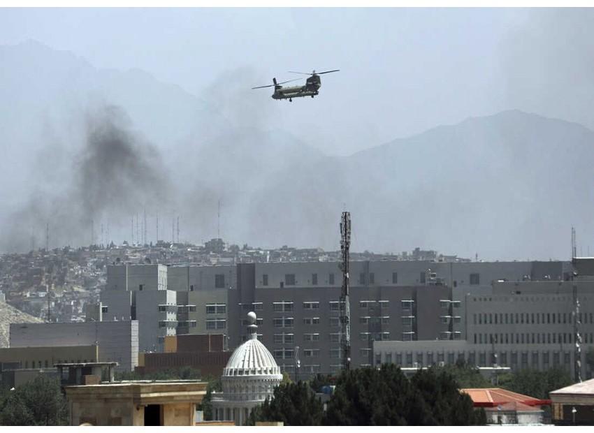 আফগানিস্তানে দখলদারিত্বের অবসান!