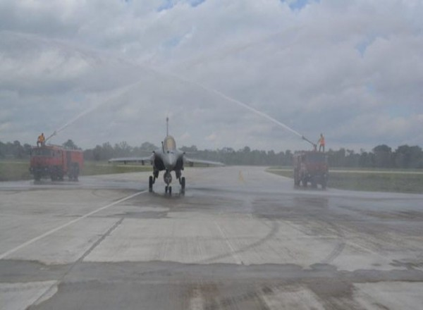 IAF inducts second squadron of Rafale aircraft at Hasimara airbase