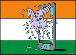 The Pegasus revelations cast doubt on the health of Indian democracy