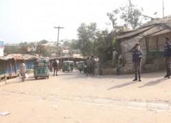 কক্সবাজারে রোহিঙ্গা শরণার্থীদের সাথে সংঘর্ষে ১২ জন পুলিশ আহত